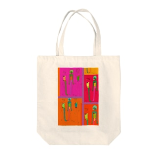 nnanoko#psyche Tote bags