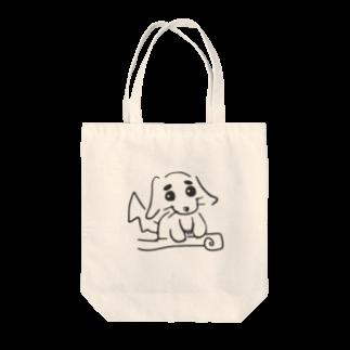 いろはのミニチュアダックス Tote bags