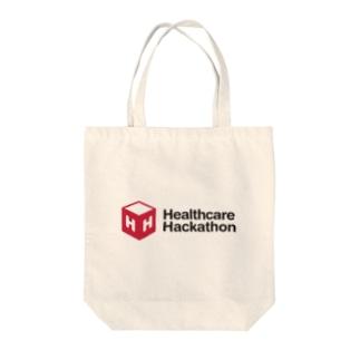 Healthcare Hackathon Tote bags