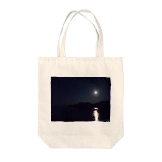 あの海2 Tote bags