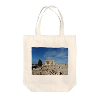 ギリシャグッズ Tote bags