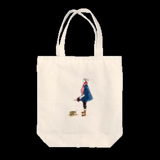 佳矢乃の樹の根っこ Tote bags