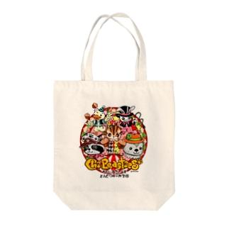 ChiBeasties(ちびーすてぃーず) Tote bags