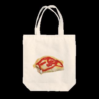 わわちゃんのオムライヌ Tote bags