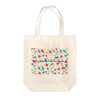 Art  saves lives Tote bags