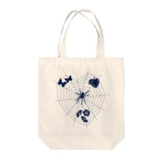 蜘蛛 トートバッグ