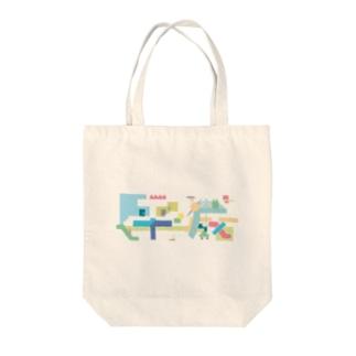 平成 Tote bags