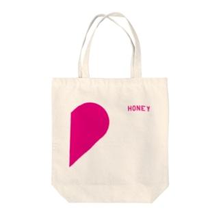 LOVE(女性用) Tote bags