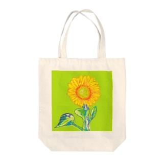 Sonnenblume トートバッグ