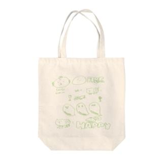 【ITTENMONO.0002】ゴチャ1 Tote bags