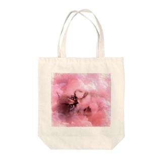 Takashi.sの癒されて Tote bags