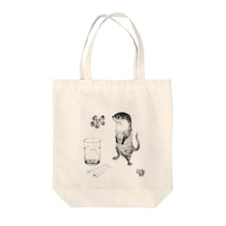 優しい鼠 Tote bags