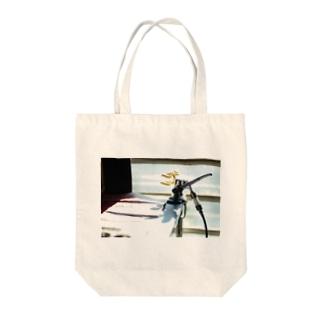君の机 Tote bags
