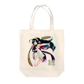 東北ずん子01 Tote bags