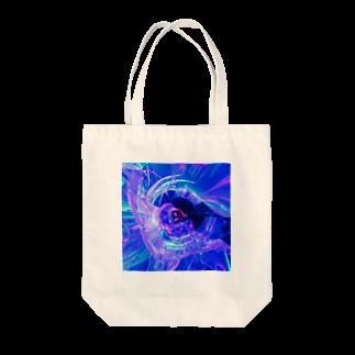 海老のcosmos Tote bags