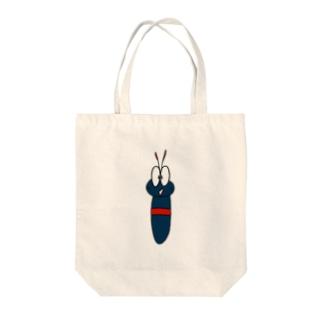 ゴリアテ Tote bags