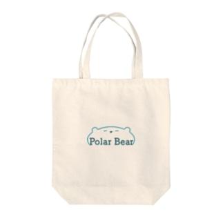 トートバッグ:White Tote bags