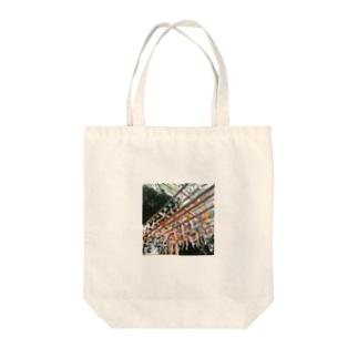 風鈴 Tote bags