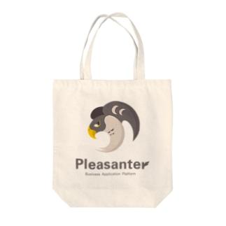 Pleasanter Tote bags