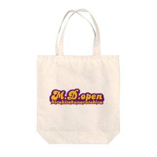 teamMDOP Tote bags
