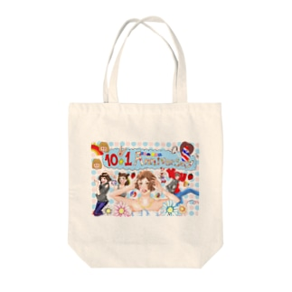 11th Anniversary Tote bags