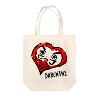 DARUMINE Tote bags