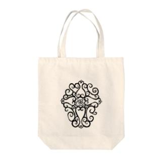 ブランドロゴ Tote bags