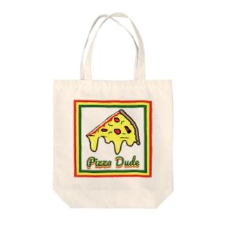Sale 1st PizzaDude Tote Bag