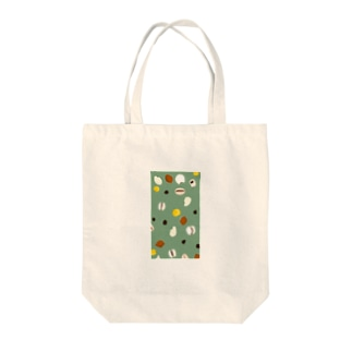 穀物[抹茶] Tote bags