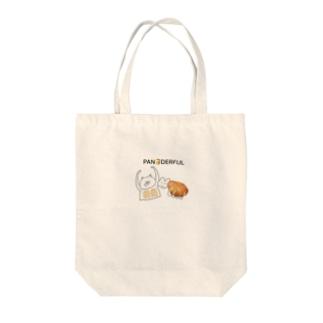 PAN🍞DERFUL Tote bags