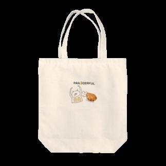 はなざわーるどのPAN🍞DERFUL Tote bags