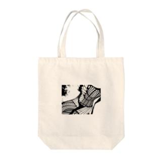 fetish Tote bags