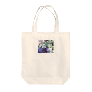BEAUTY Tote bags