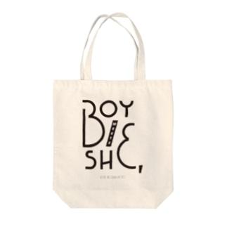 tote bag / bold Tote bags