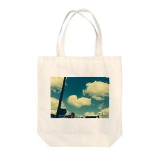 Where  is my  heart ❔ Tote bags