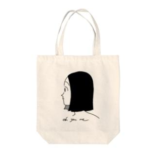 oh you me Tote bags