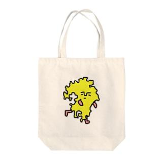 クスオくん(九州男) Tote bags