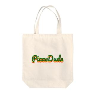 1st PizzaDude Tote Bag