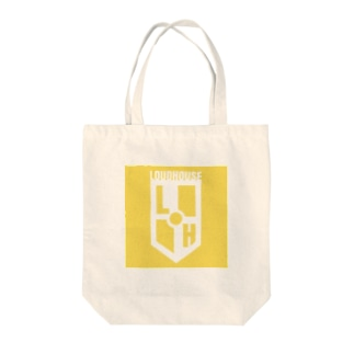 LOUDHOUSE裏マーク Tote bags