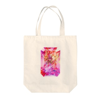 妖精紅玉 Tote bags