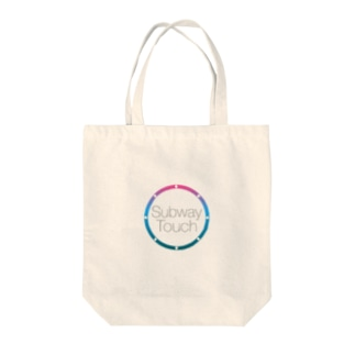 Subway Touch Tote bags
