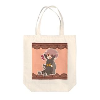 夢蜜作品2 Tote bags