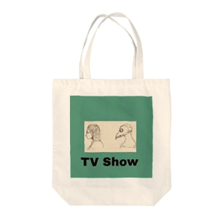 TV Show Tote bags