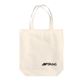 BANG Logo Tote bags
