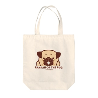 RANRAN OF THE PUG(Tote) Tote bags