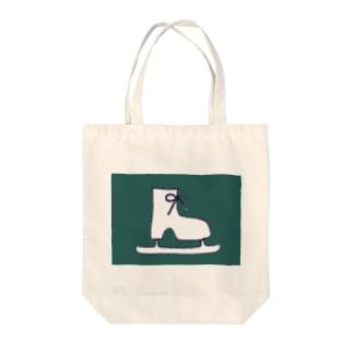 クールスケート靴 Tote bags