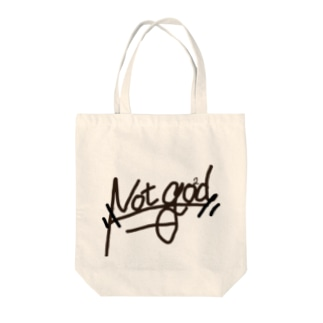 not good Tote bags