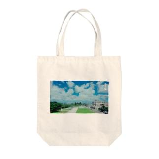 沖縄の風景💓 トートバッグ