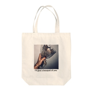 bouquet Tote bags