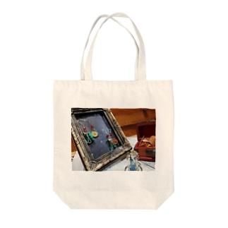 魔法魔術学校の宝石 Tote bags